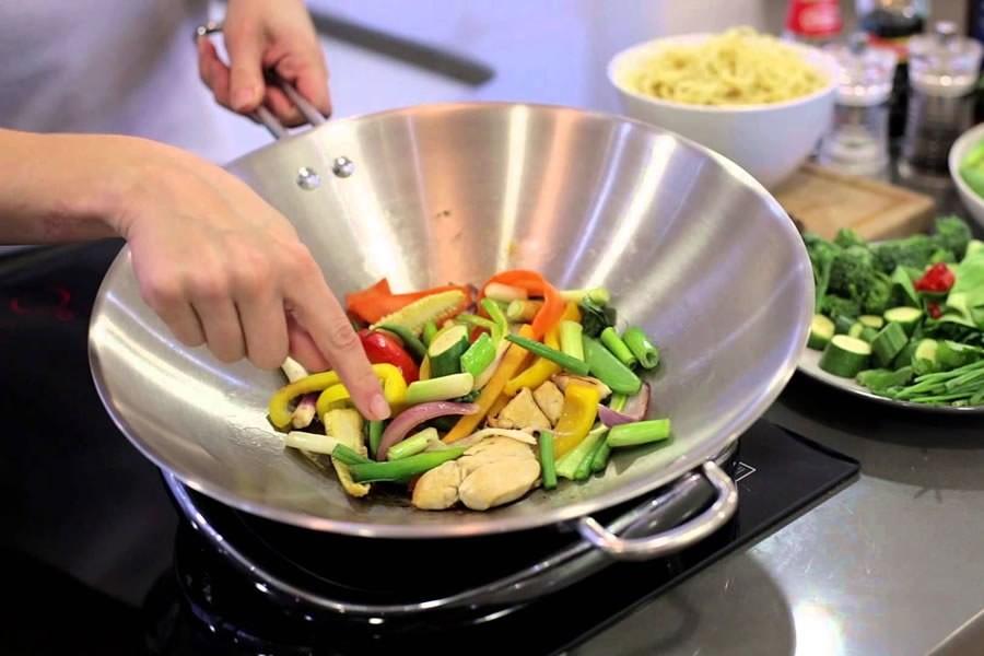Универсальная сковорода вок