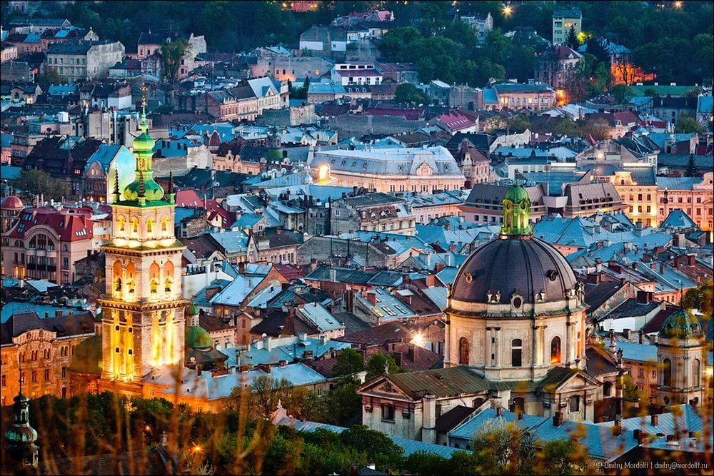 Достопримечательности Львова – жемчужины Европы
