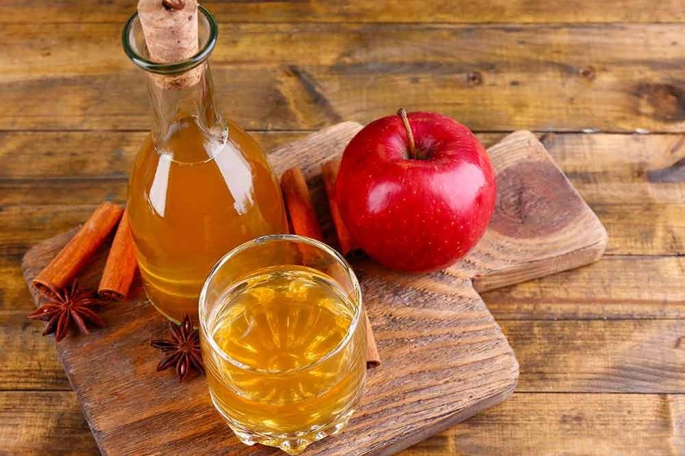 Рецепт мыла «Яблочный сидр»
