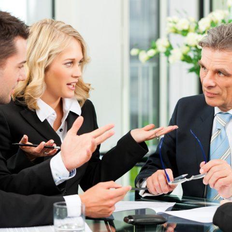 Как грамотно проводить переговоры