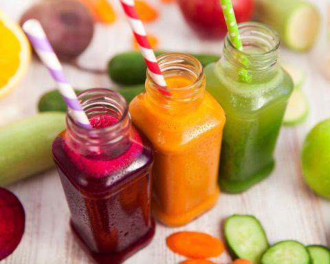 Рецепты свежевыжатых соков фото
