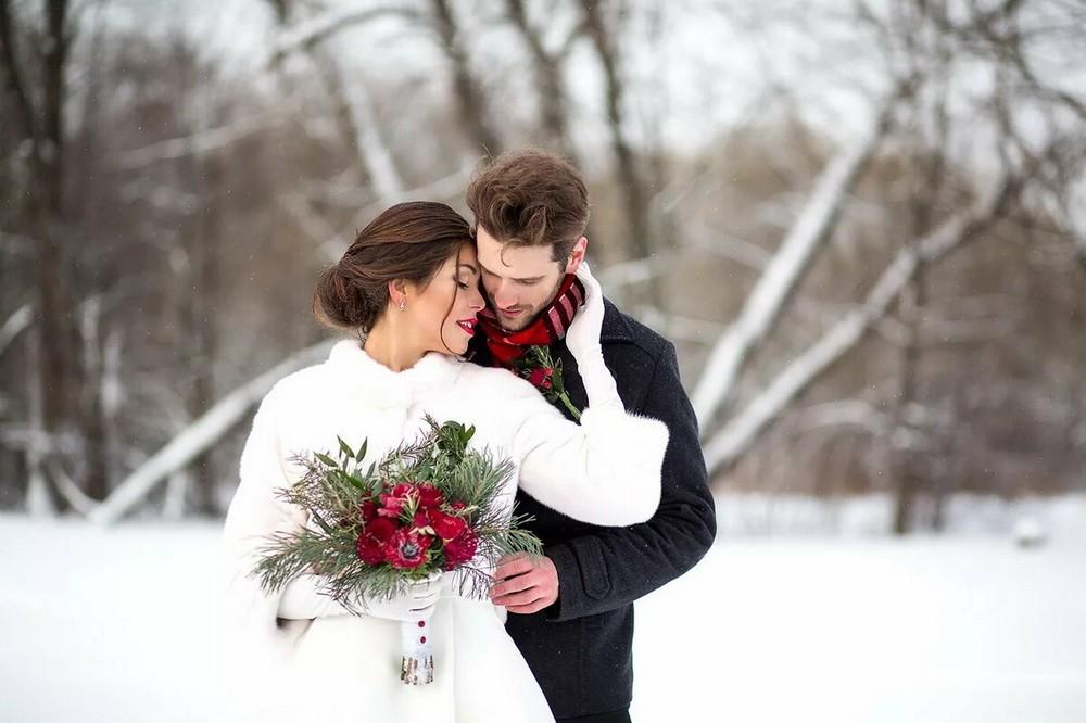 Свадьба зимой: несколько идей торжества