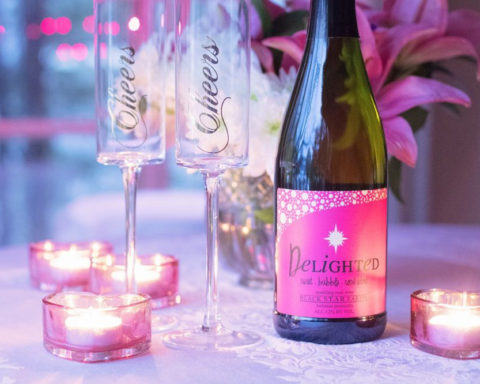Романтический ужин любимому 14 февраля