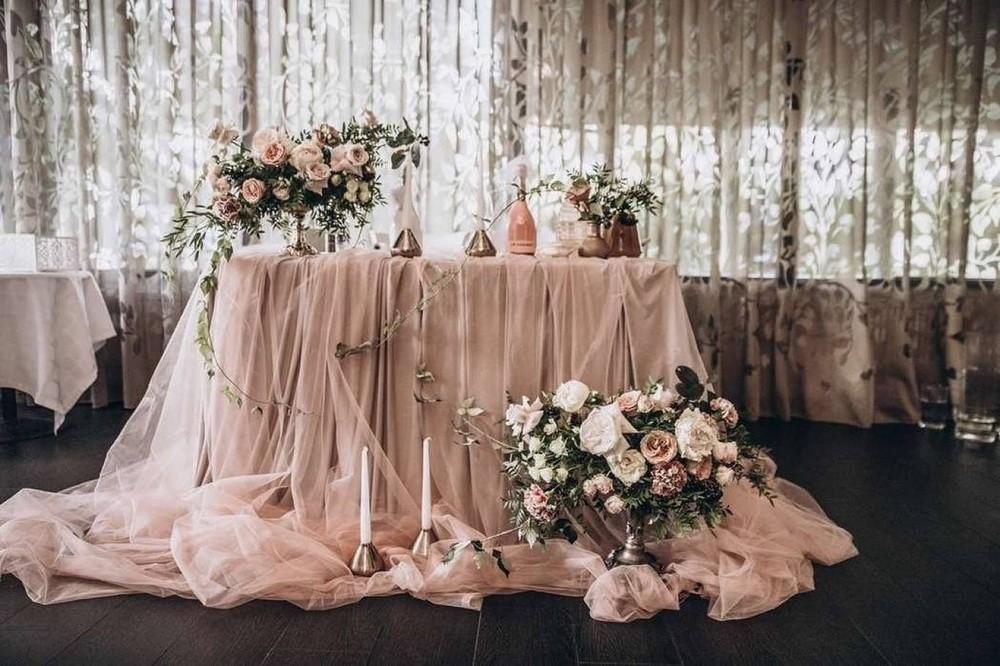 Готовим стильную свадьбу