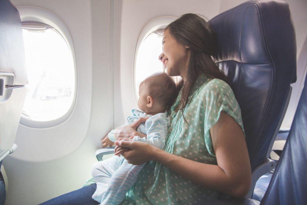 В дальний путь с малышом