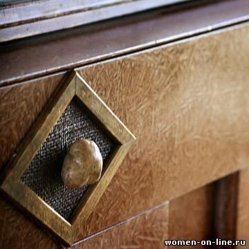 Ручки для шкафчиков и дверей своими руками