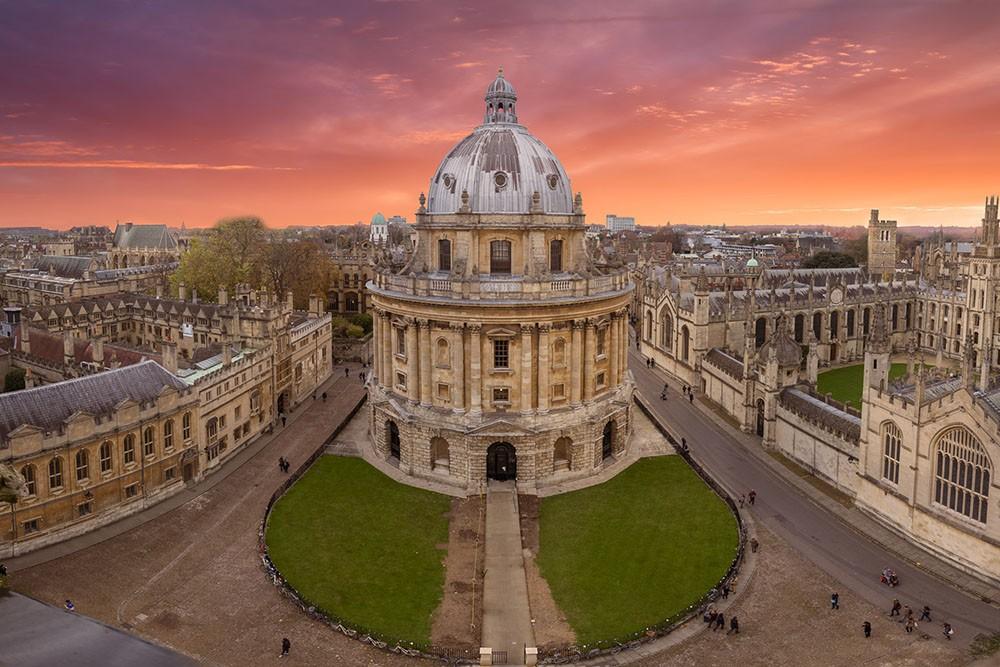 Туры в Оксфорд, Великобритания