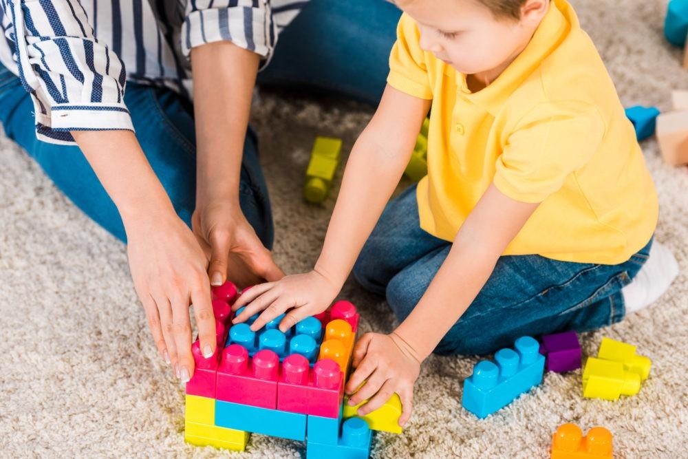 Развивающие игры для детей (часть 2)