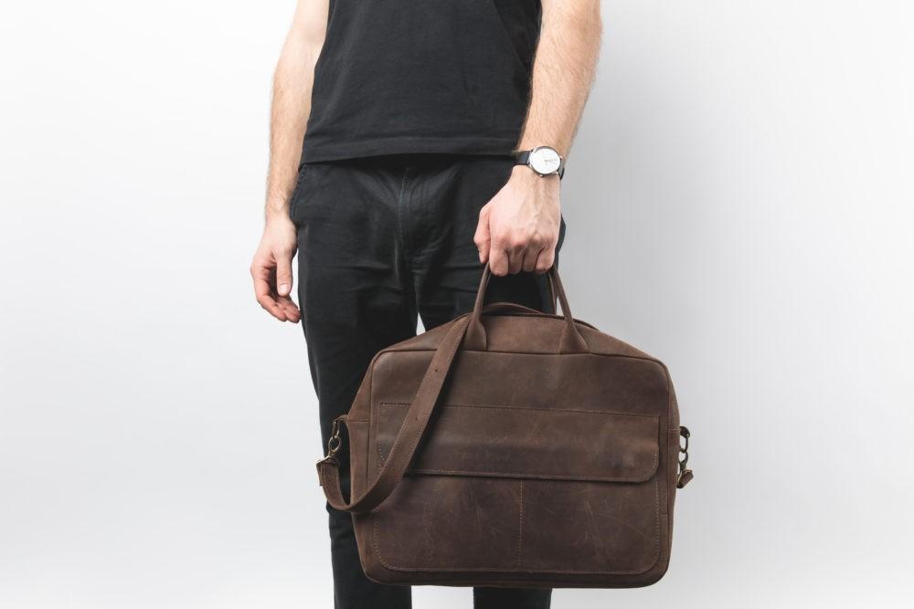 Как выбрать хорошую мужскую сумку