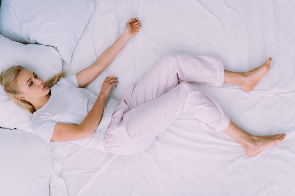 Женская трикотажная пижама — красиво и… полезно
