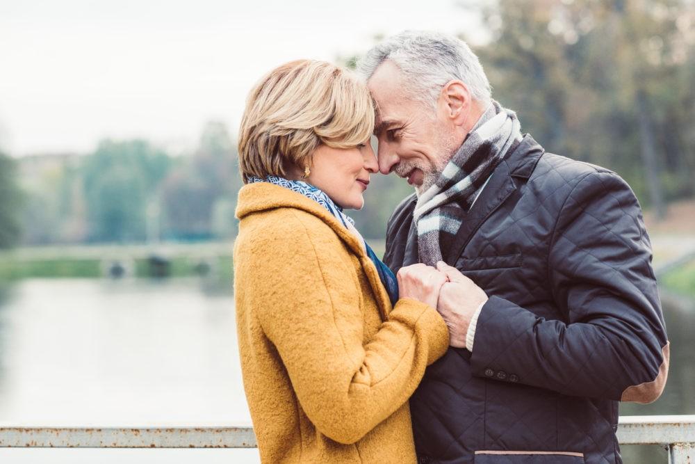 Семья и брак: чувства в возрасте