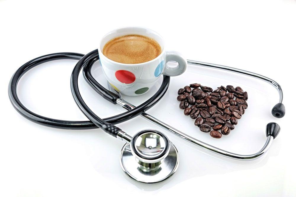 кофе и медицина