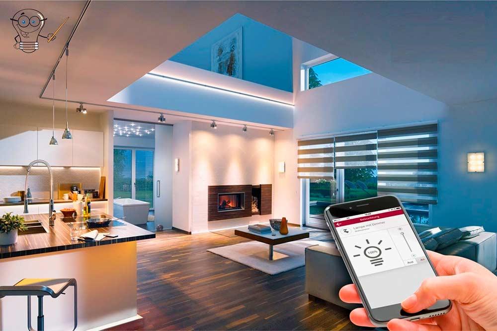 Современные технологии в помощь человечеству: умный дом