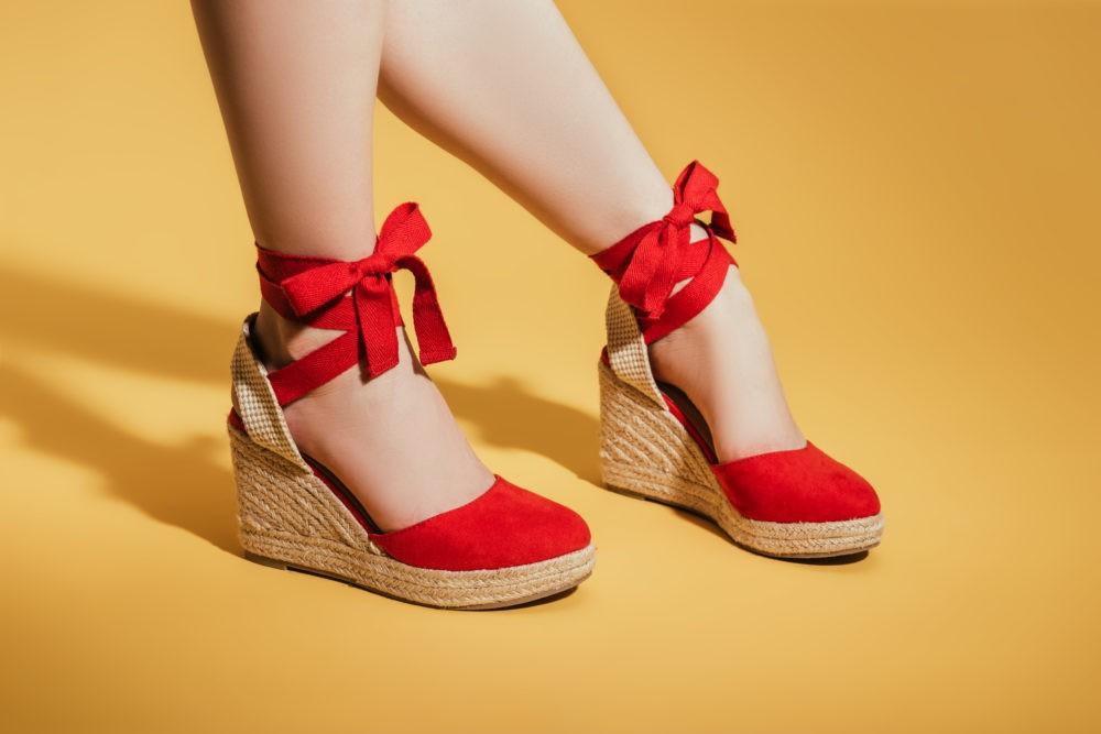 Обувь на платформе – стильно, практично