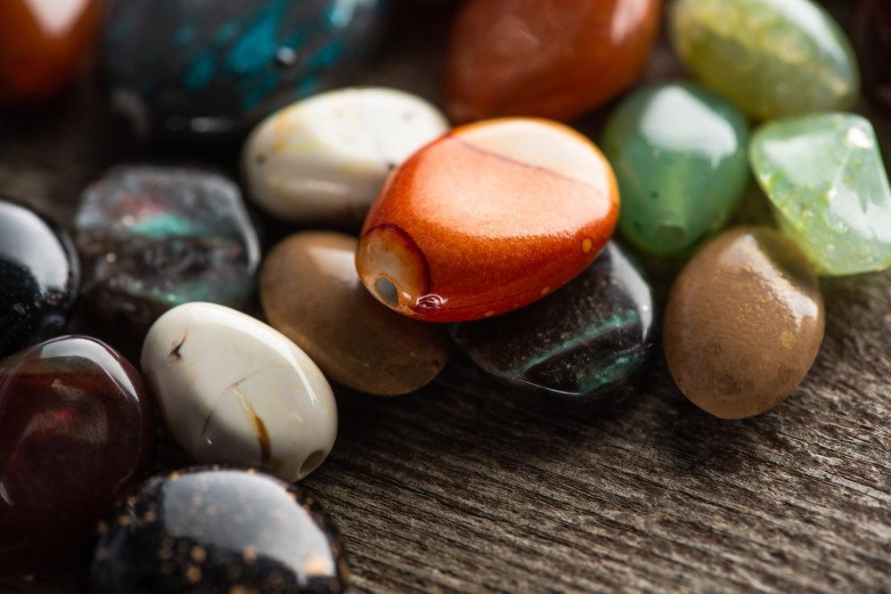 Косметология: камни фото