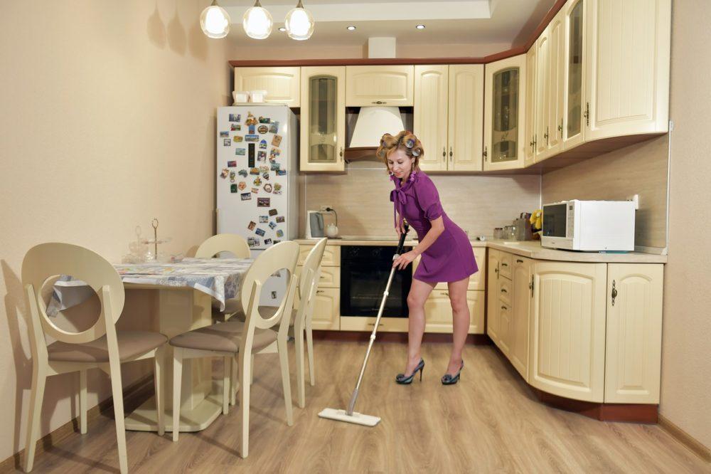 Домохозяйка или бизнесвумен?