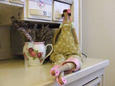 Куклы Тильды, интересная история