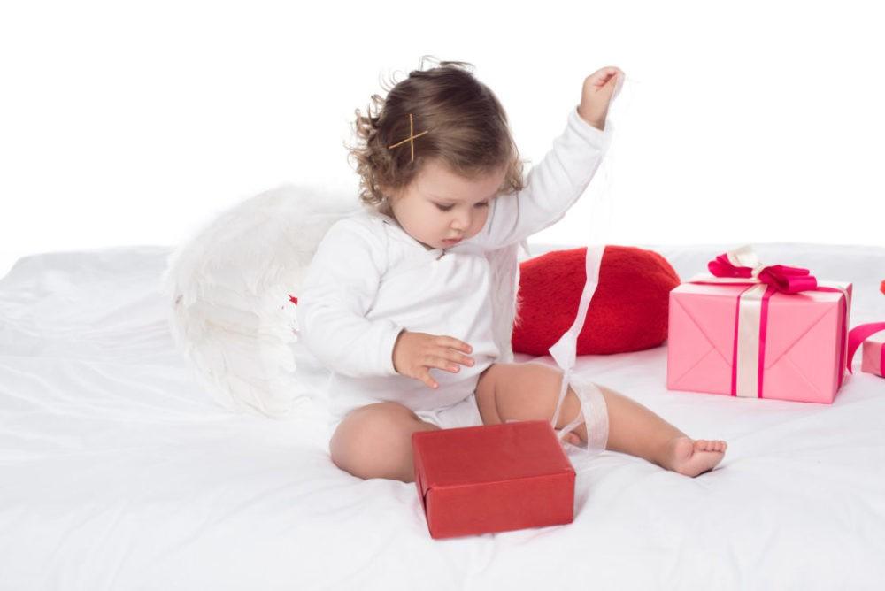 Подарки для маленьких именинников