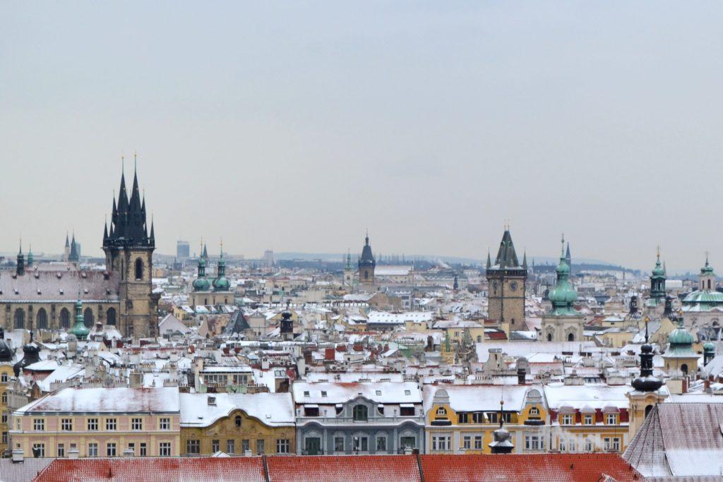 Как хорошо отдохнуть на Новый год в Праге