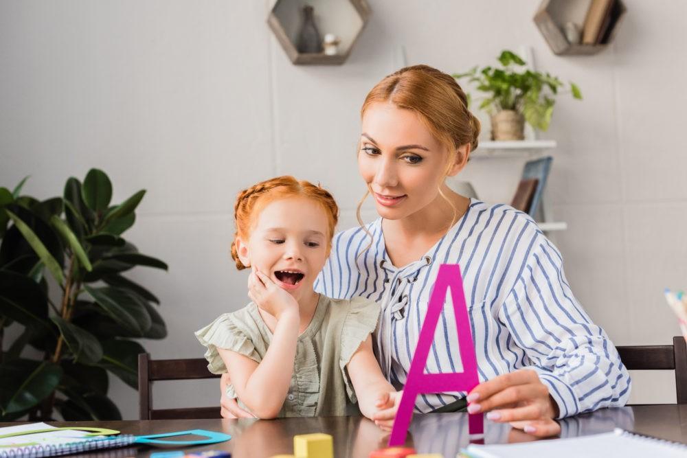 Детский алфавит для маленьких гениев