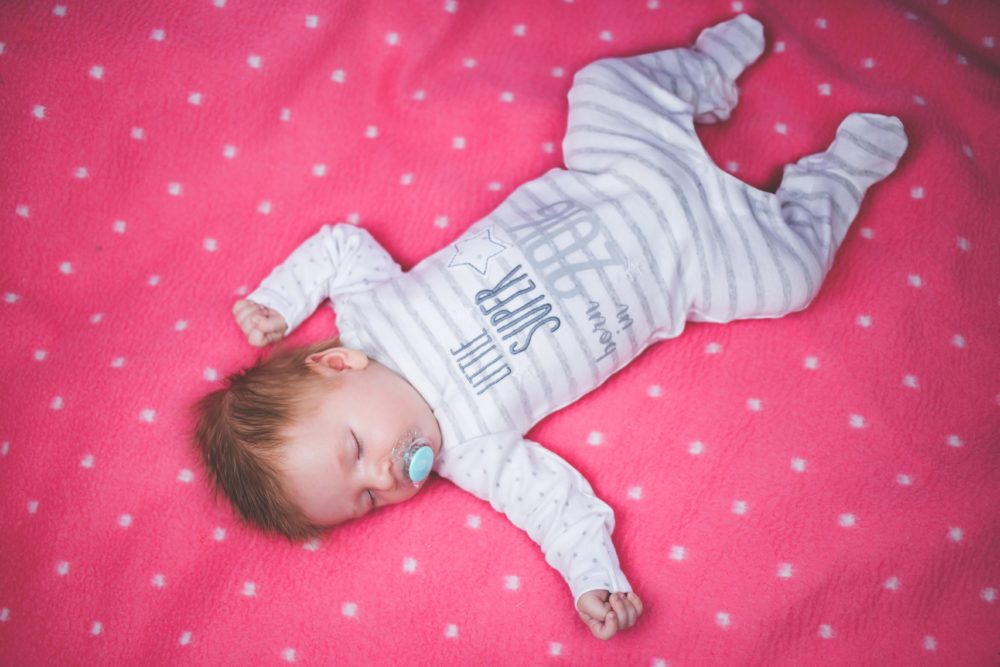 Как улучшить сон ребенка?