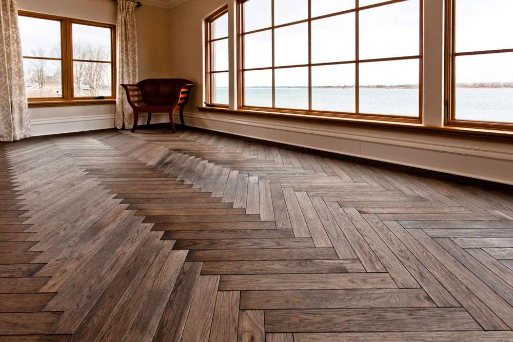 Правила по уходу за деревянным полом