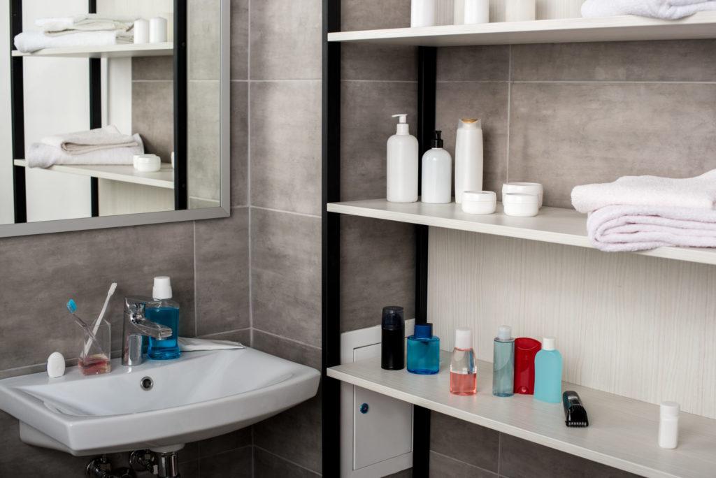 Идеи для интерьера ванной комнаты