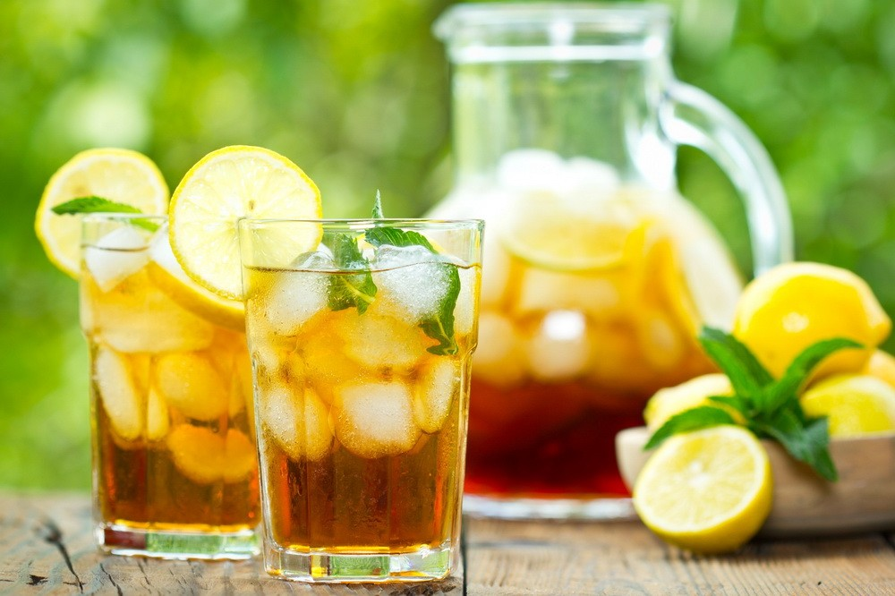 Лимонад: хит-парад рецептов