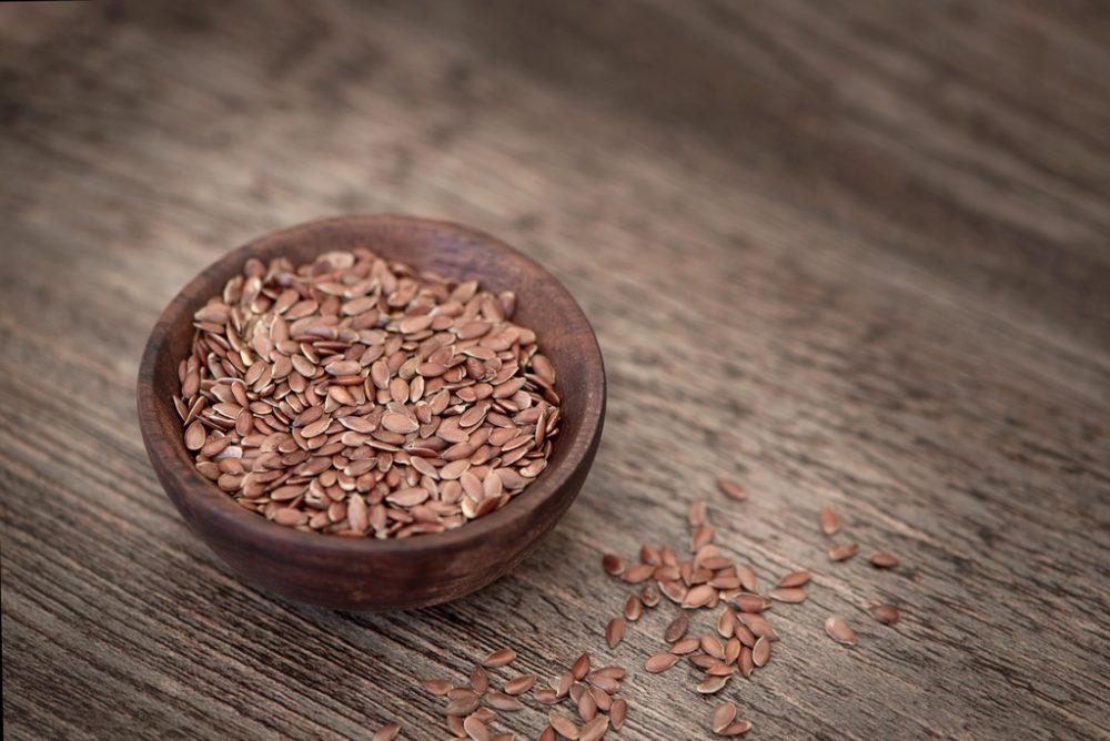 Льняное масло для кожи, волос и груди