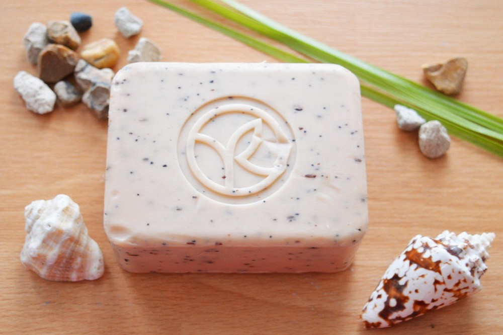 Натуральные эксфолианты для мыла