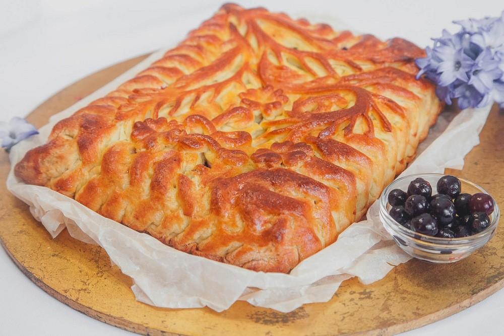 Пироги с начинкой от Сержа Марковича