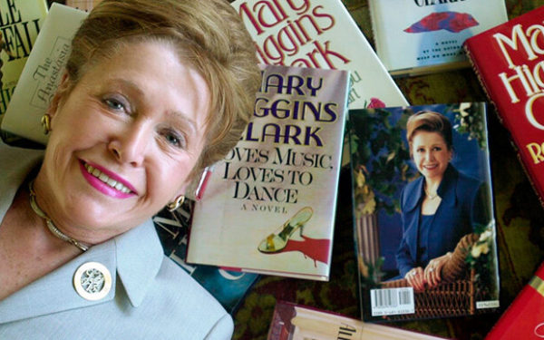 Она написала убийство: Мэри Хиггинс Кларк