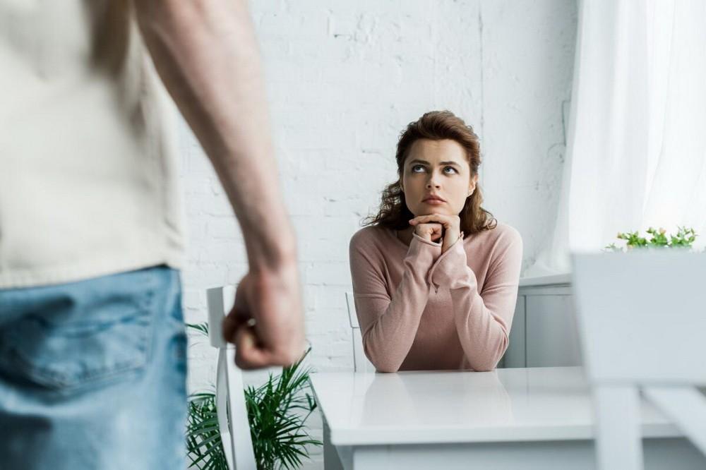 SOS: мой муж очень злой!