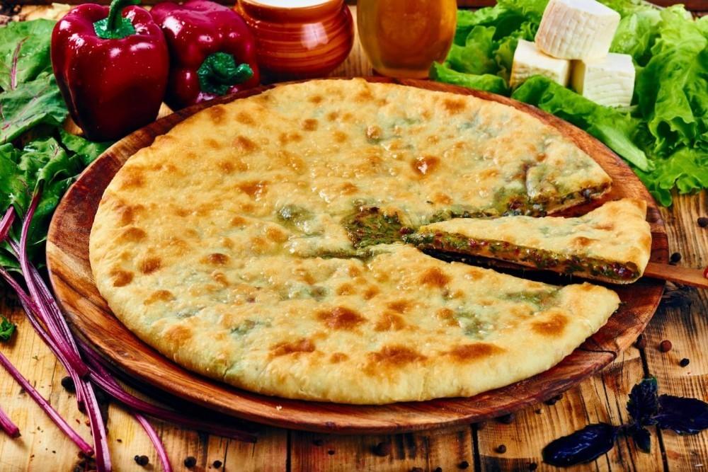 Начинки осетинских пирогов