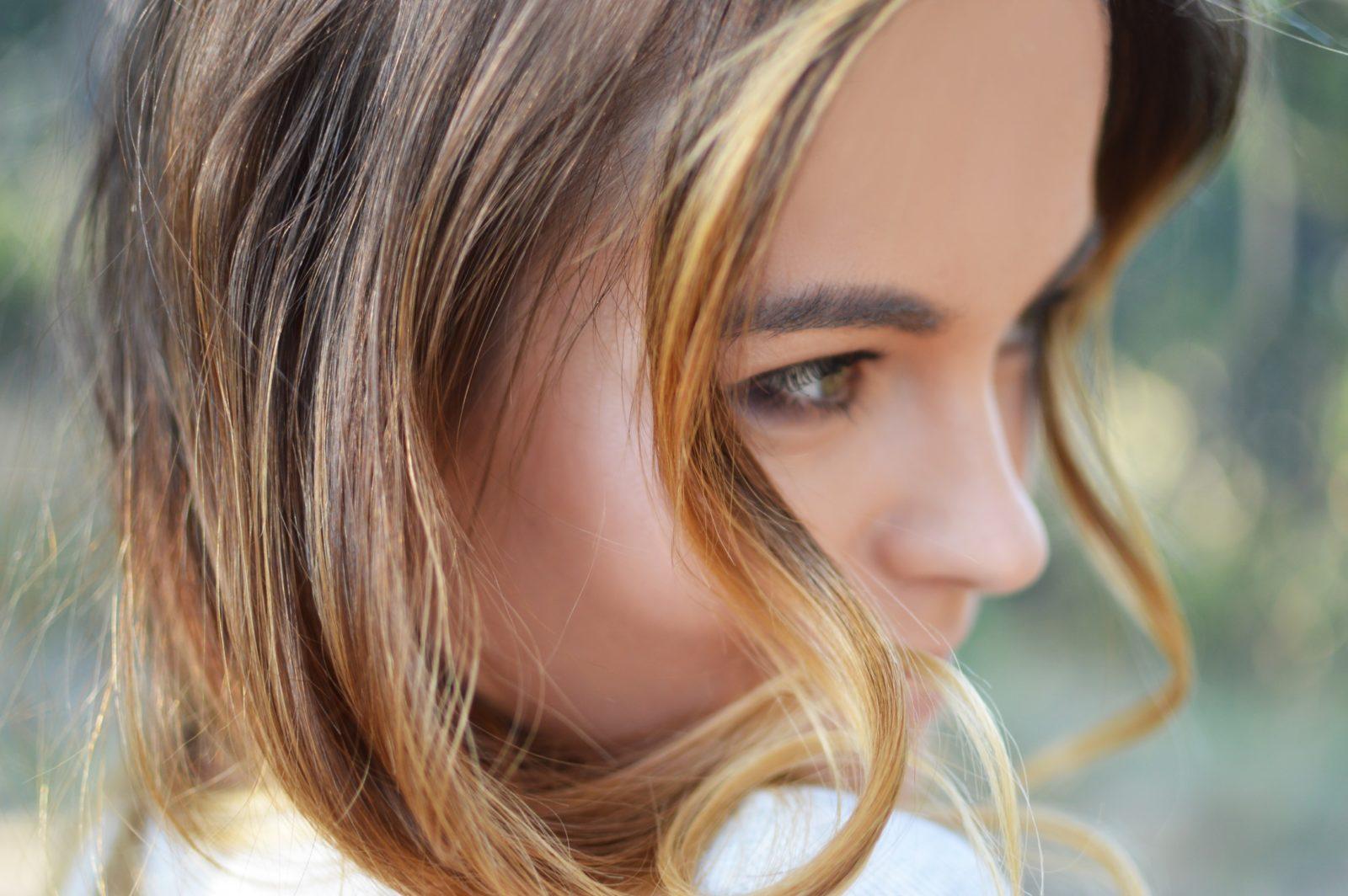 Мелирование темных волос: фотографии, варианты