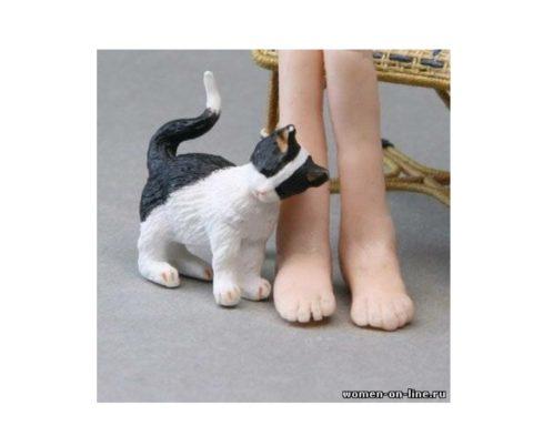 Лепим руки и ноги миниатюрных кукол