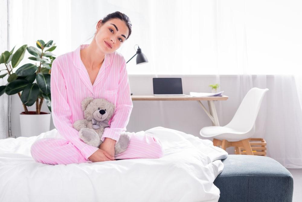 Выбор ткани для пижамы