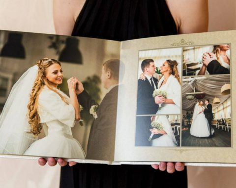 Фотосъемка для свадебного фотоальбома