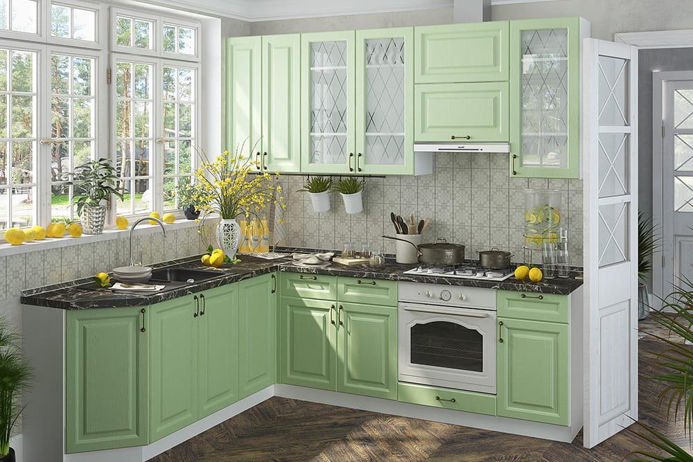 Столешница-подоконник на кухне: материалы и дизайнерские решения