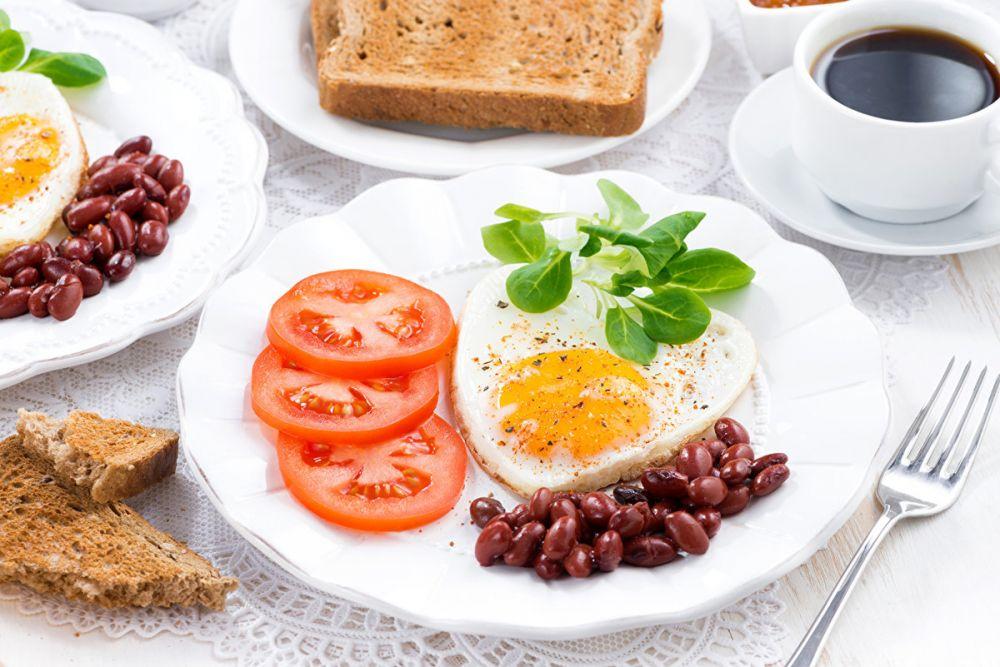 Лучшие завтраки для похудения