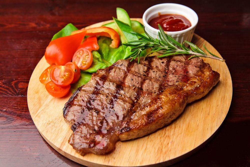 Рецепт стейка из говядины