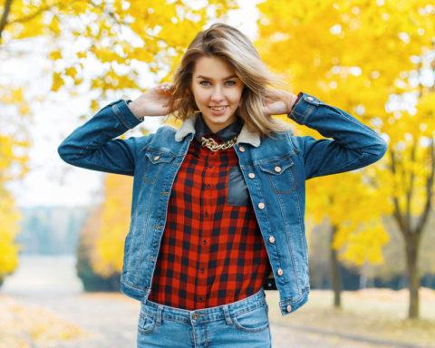 Джинсовые жакеты и куртки для женщин: в моде практичность