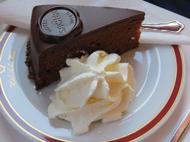 "Венский торт ""Захер"" (Sachertorte)"