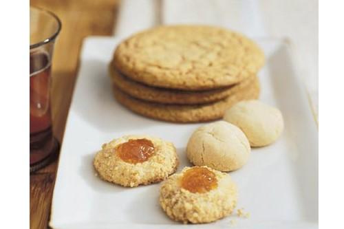 Печенье «Абрикосовые пуговицы»