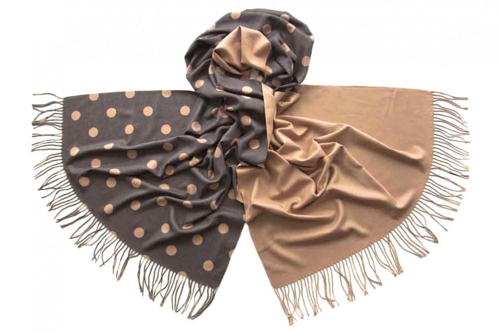 Роскошные и практичные шарфы-пашмины