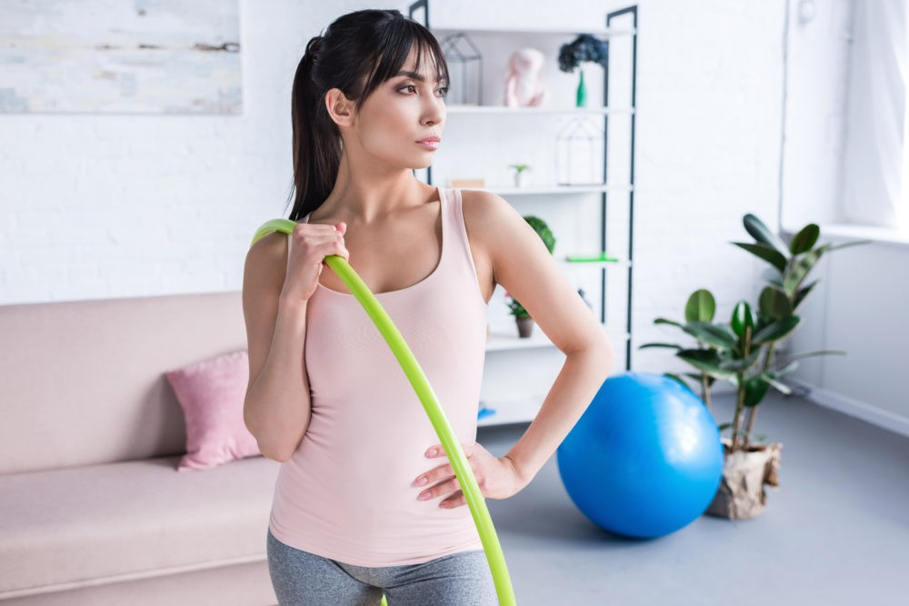 Упражнения на все группы мышц для женщин