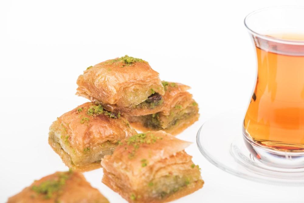 Турецкая пахлава: рецепт с грецкими орехами