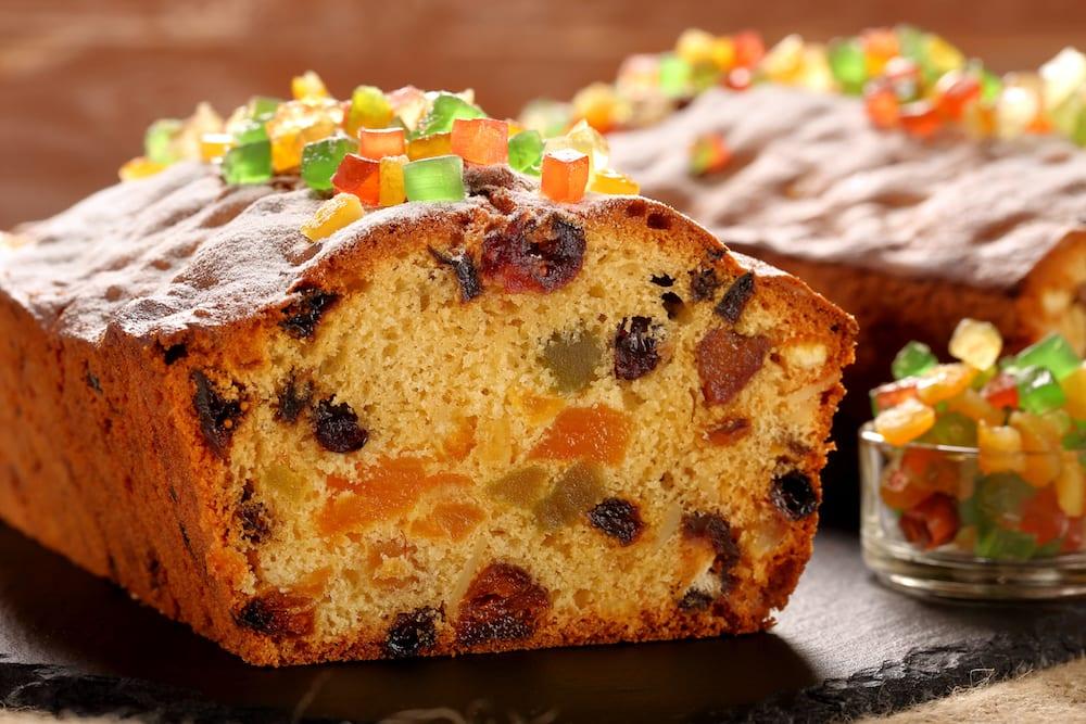 Кекс с сухофруктами и орехами: рецепт
