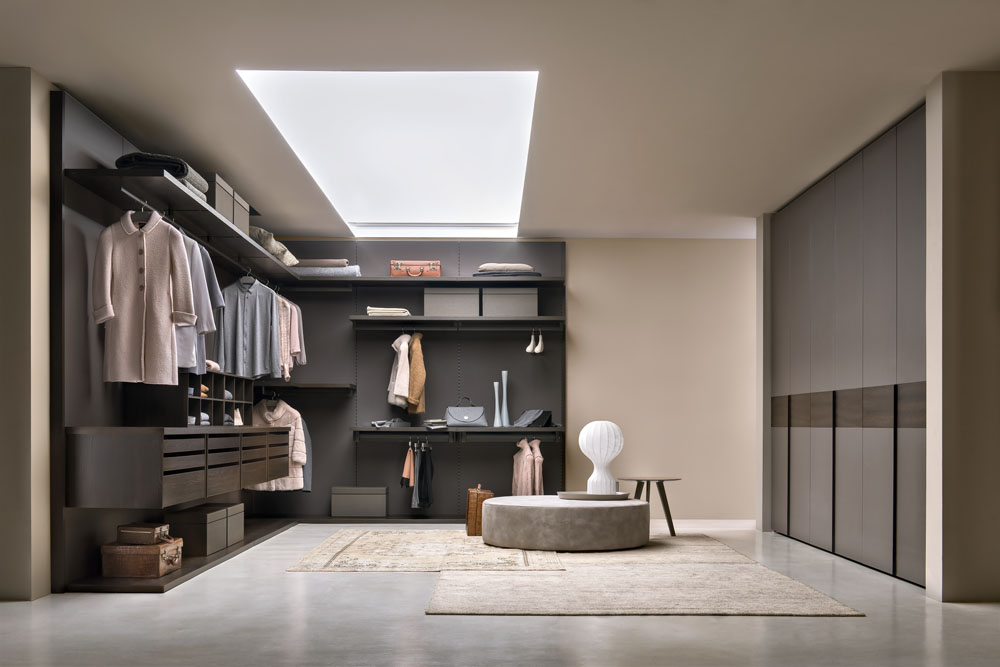 Гардеробная комната - неоспоримые преимущества