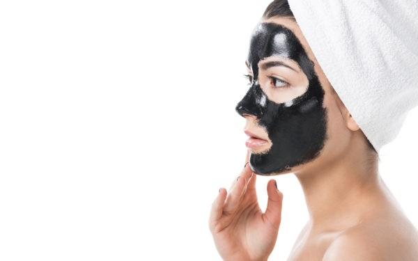 Черная маска в домашних условиях: рецепт